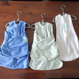 Newborn sleep sack lot